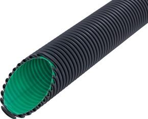 Fränkische Kabelschutzrohr flexibel schwarz KabuflexR plus 160 s