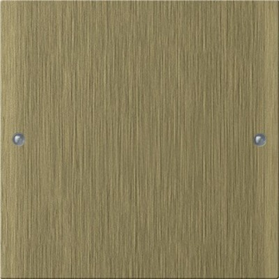 Gira Wippenset 1-fach ch bronze System 55 2131605