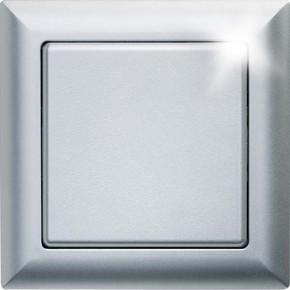 Eltako Funktaster aluminium lackiert FT55-al