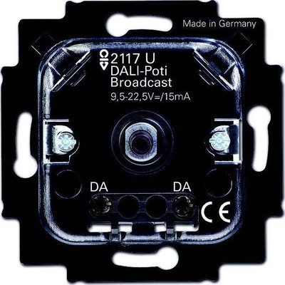 Busch-Jaeger DALI-Potenziometer-Einsatz 2117 U