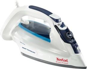 Tefal Dampfbügeleisen SmartProtect FV 4980 weiß/bl