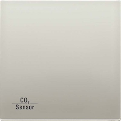Jung KNX CO2-Sensor, RT-Regler Messing/antik CO2 ME 2178 AT