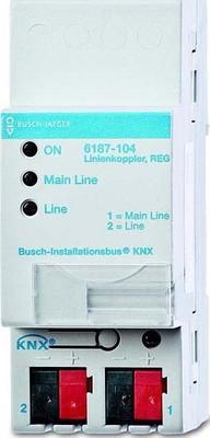 Busch-Jaeger Linienkoppler 2 TE 6187-104