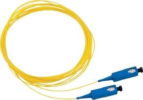 Corning LC-Pigtail Singlemode 9/125 µm, gelb, 2m ADVOO-AU0002