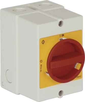 Kraus&Naimer Reparaturschalter KH16 T203/33 KS51V
