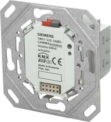Siemens Indus.Sector Jalousieaktor 1x16A 230VAC 5WG1520-2AB03