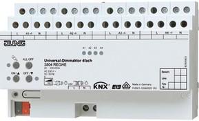 Jung KNX Universal-Dimmaktor 4-fach ch 3904 REGHE