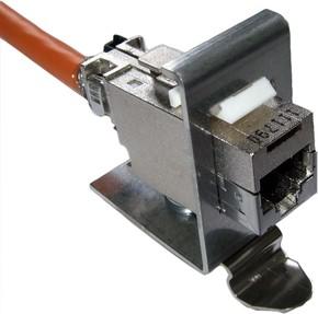 Setec Hutschienenadapter 1-fach fach für 1 x UKJ/XKJ 501343