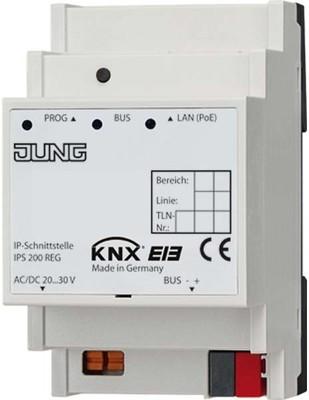 Jung KNX IP-Schnittstelle REG IPS 200 REG
