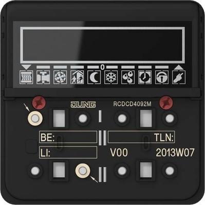 Jung KNX Raum-Controller-Modul 2-fach ch RCD CD 4092 M