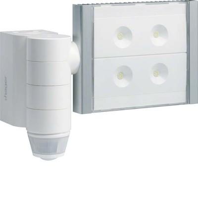 Hager LED-Strahler mit BW MelderIP55 TRE600