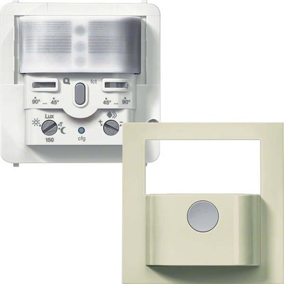 Hager Funk BWM Sensor Komfort 1,1m, q.-link, creme WYW511Q