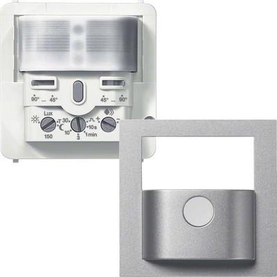 Hager BWM Sensor Komfort 1,1m, silber WYW516C