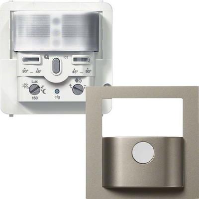 Hager Funk BWM Sensor Komfort 1,1m,q.-link, champ. WYW519Q