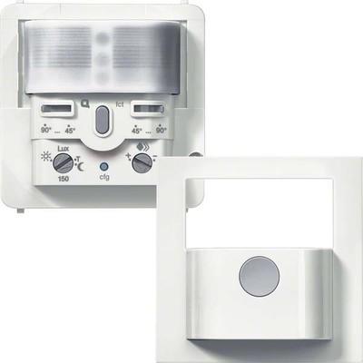 Hager Funk BWM Sensor Komfort 2,2m,q.-link, b.weiß WYW520Q