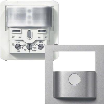 Hager BWM Sensor Komfort 2,2m, silber WYW526C