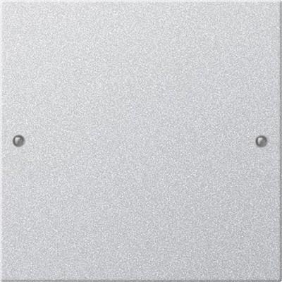 Gira Wippenset 1-fach ch Aluminium 218126