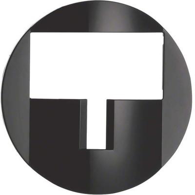 Berker KNX Wächterabdeckung schwarz glänzend 75962865