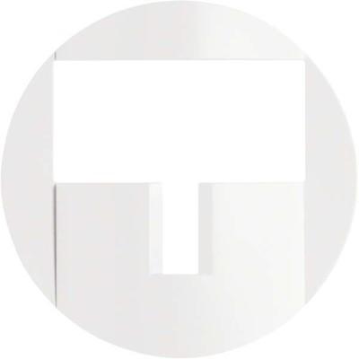 Berker KNX Wächterabdeckung polarweiß glänzend 75962869