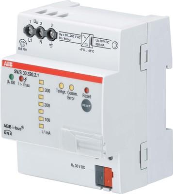ABB Stotz S&J Spannungsversorgung mit Drossel 320mA SV/S30.320.2.1