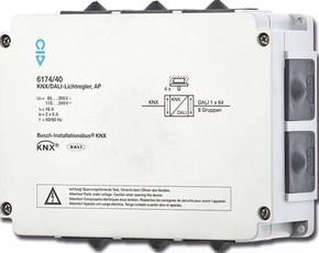 Busch-Jaeger Lichtregler AP, KNX/DALI 6174/40