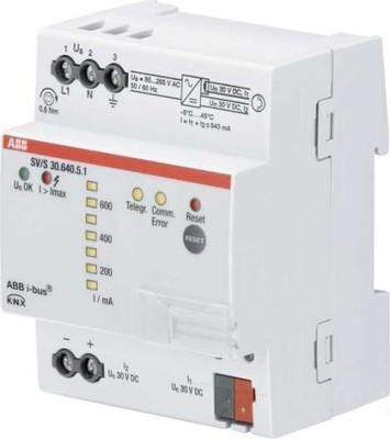 ABB Stotz S&J Spannungsversorgung mit Drossel 640mA SV/S30.640.5.1