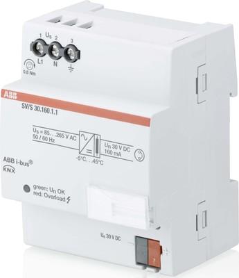 ABB Stotz S&J EIB-Spannungsversorgung 160mA SV/S 30.160.1.1
