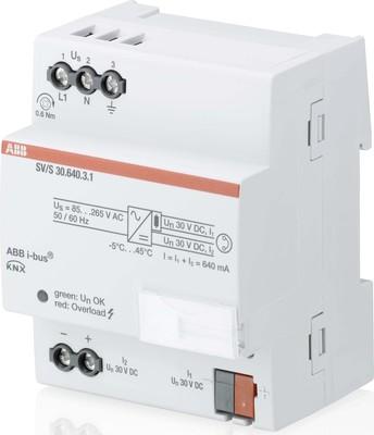 ABB Stotz S&J EIB-Spannungsversorgung 640mA SV/S 30.640.3.1