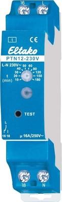 Eltako Prüftaster für Notleuchten PTN12-230V