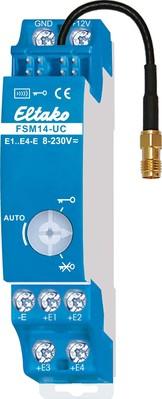 Eltako Funk-Sendemodul 4-fach FSM14-UC