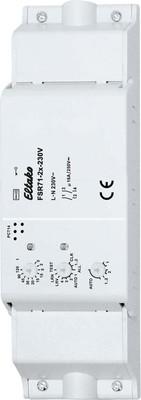 Eltako Funk-Stromstoß-Schaltrel. 2 K., potentialfrei FSR71-2x-230V