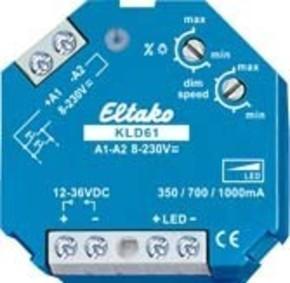 Eltako Konstantstrom-LED Dimmschalter KLD61