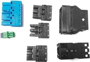 ESYLUX Plug-Set f.Multicont.WAGO-KNX CA-C Plug-Set WAGO