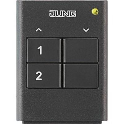 Jung KNX Funk-Handsender 2-fach HS 2 RF