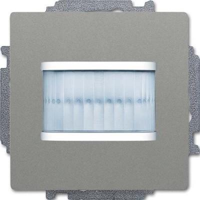 Busch-Jaeger Bewegungsmelder/Schaltakt. 1-fach grau metallic 6215/1.1-803