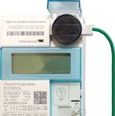 Eltako IR-Abtaster für Stromzähler AIR