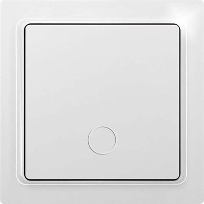 Eltako Tipp-Funktaster 1 Kanal rws/glänz TF-1FT