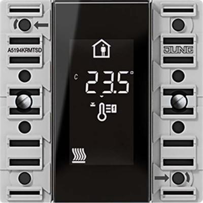 Jung KNX Raumcontroller-Modul Kompakt 4-fach A 5194 KRM TS D