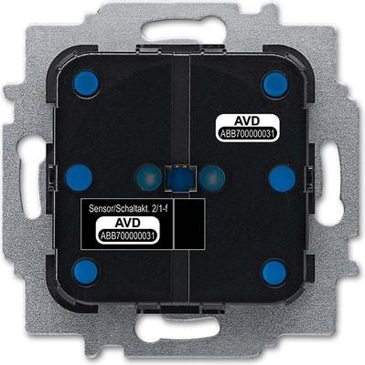 Busch-Jaeger Sensor/Schaltaktor 2/1-fach Wireless 6211/2.1-WL