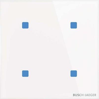 Busch-Jaeger Touch-Bedienelement 4-fach TB/U4.4.11-CG