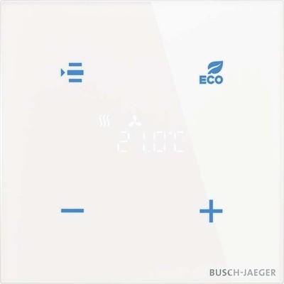 Busch-Jaeger Touch-Raumtemperaturegler TR/U.1.11-CG