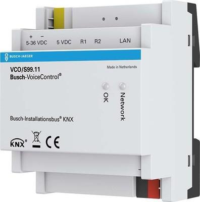 Busch-Jaeger Busch-VoiceControl KNX-Installationsbus VCO/S99.11