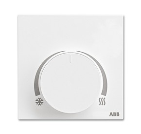 ABB Stotz S&J Raumtemperaturregler Bedienelem.st-ws mt SAR/A1.0.1-24