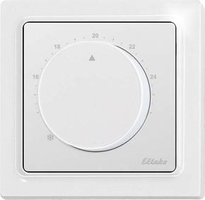 Eltako Funk-Temperaturregler m.Batterie FTRF65HB-wg