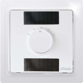 Eltako Funk-Temperaturregler Solarzellen/Batterie FTRF65SB-wg