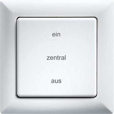 Eltako Zentralsteuertaster Tipp-Funk-2-Kanal TF-2ZT55