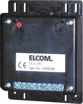 Elcom Türelektronik B75 H99 T27 mm ELA-402