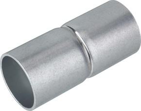 Fränkische Aluminium-Steckmuffe AMS-E 50