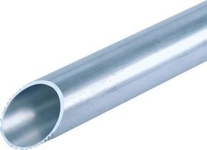 Fränkische Aluminiumrohr, sehr schwer starr ALU Gewinde ES 50