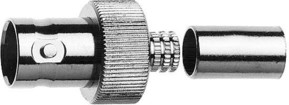 Koax-Kupplung